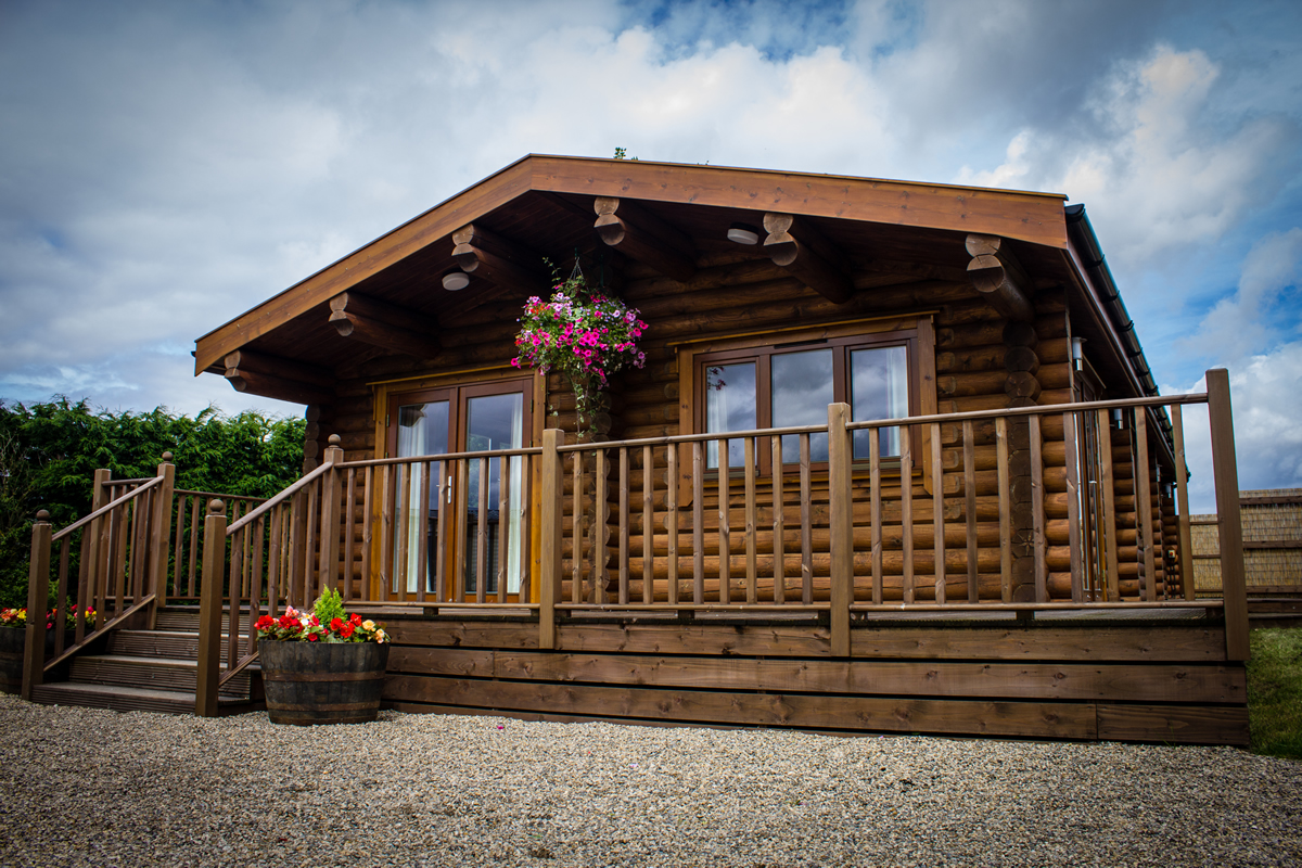 Blackwell Lodges Executive Log Cabins