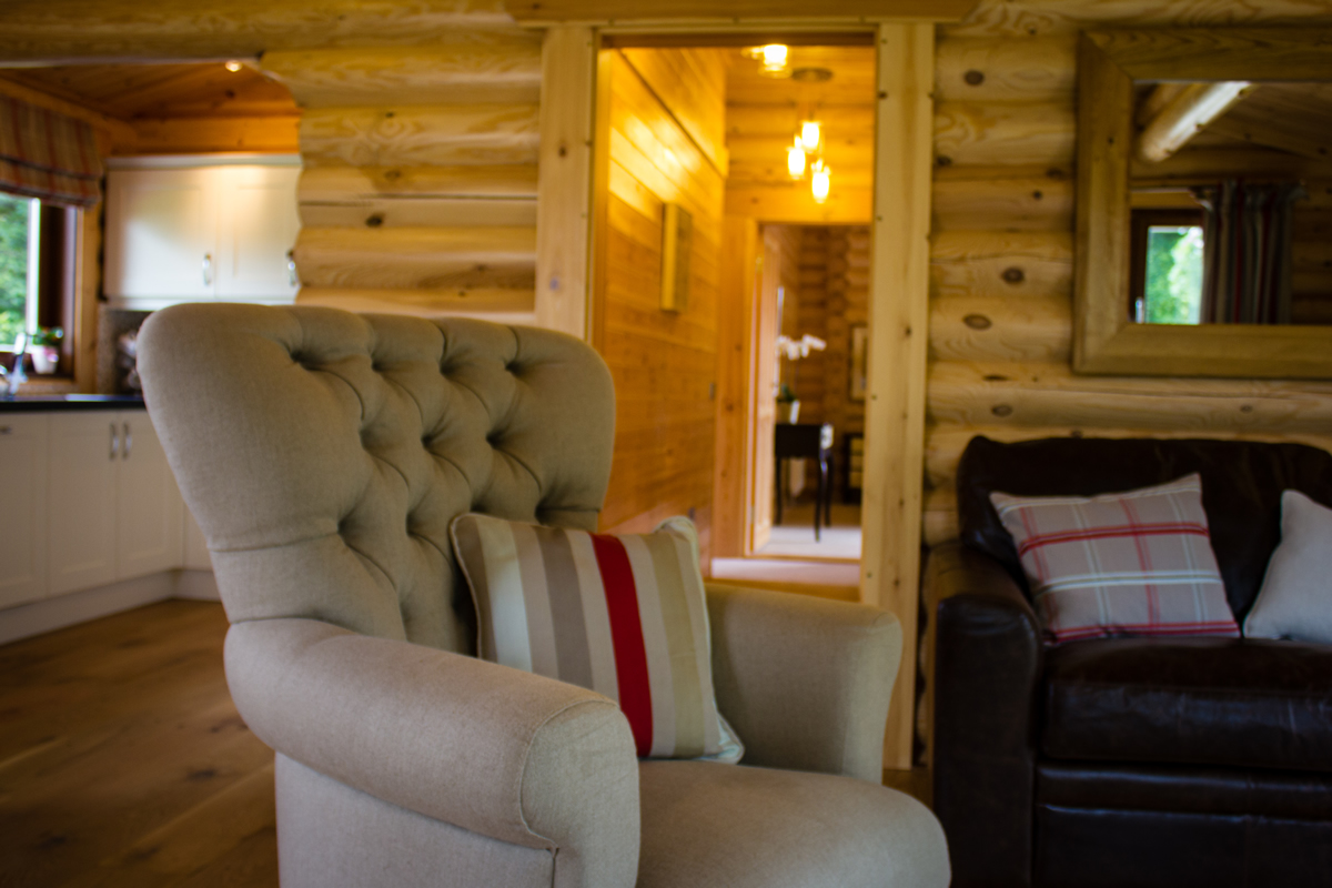 Blackwell Lodges Executive Log Cabins